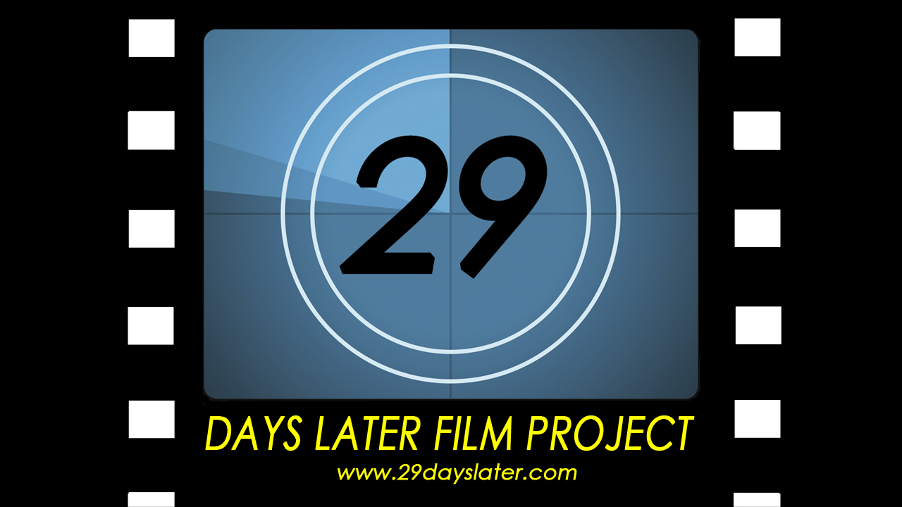 29 Days Later Logo 720
